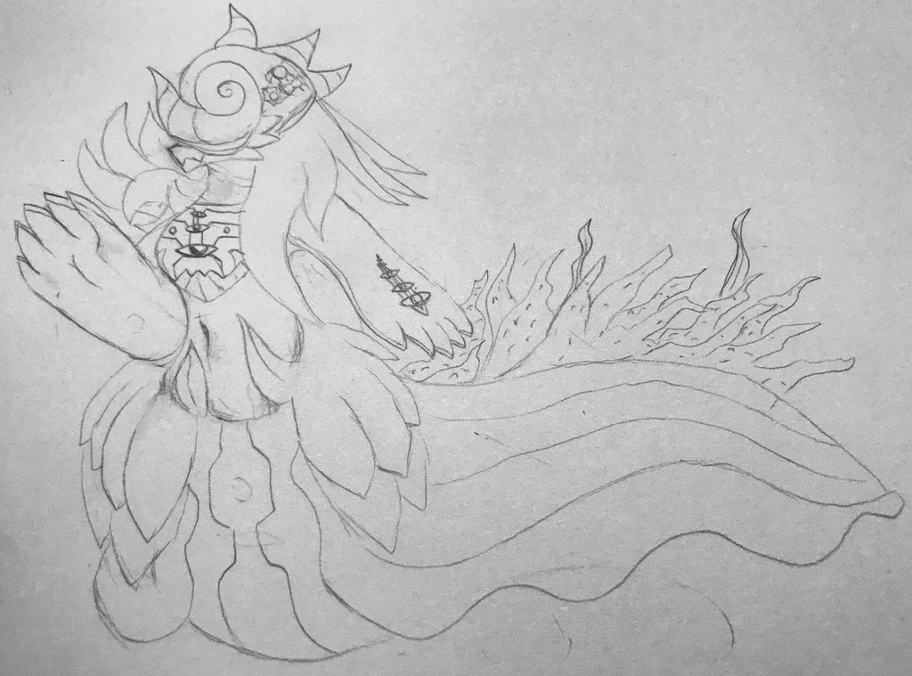 """Most recent character: Chimera-01 """"oceanis"""""""