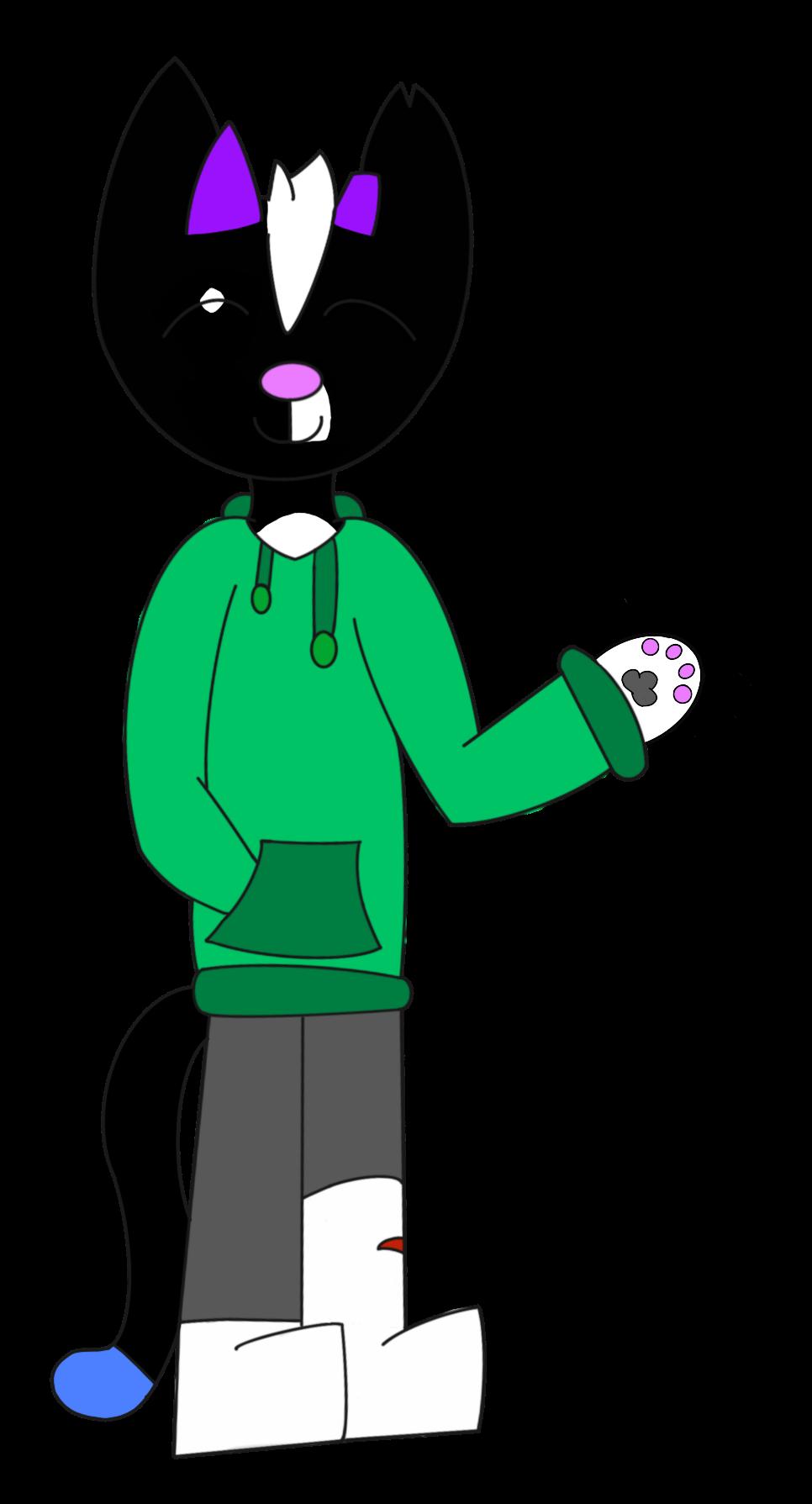 Most recent character: Saffy