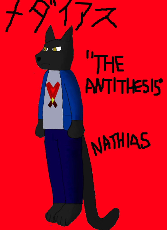 """Most recent character: """"Nathias"""" Love"""