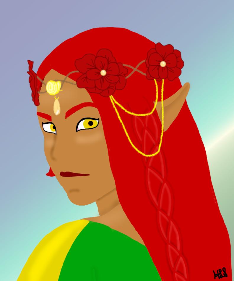 Most recent character: Kerya Torphyra