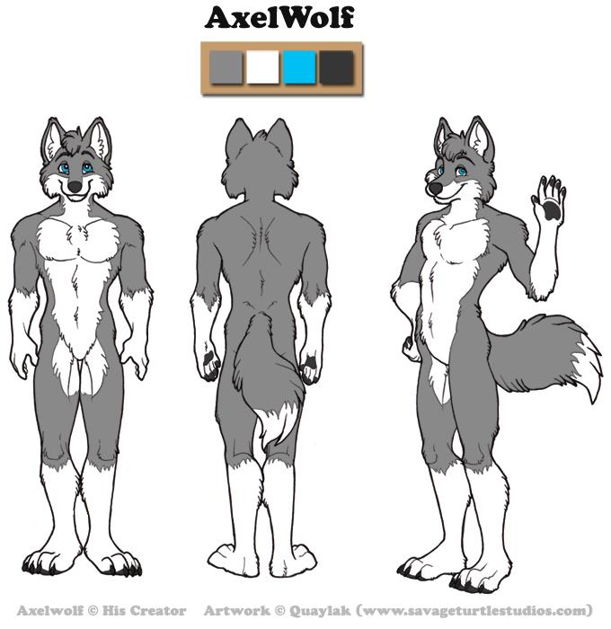 Axel Wolf — Weasyl
