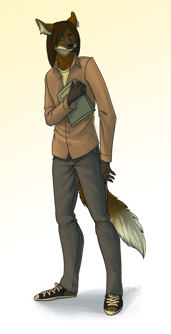 Most recent character: Lucien O. Gosselin