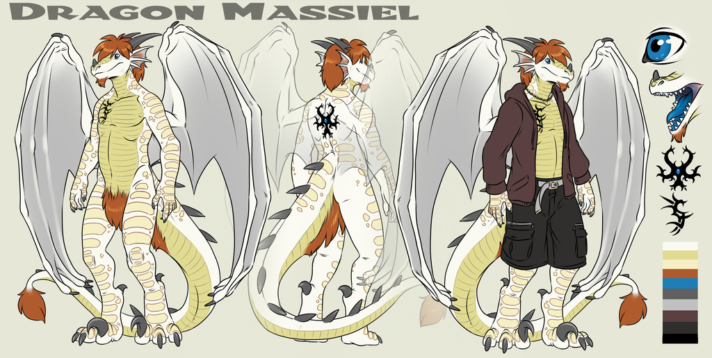 Most recent character: William D Massiel