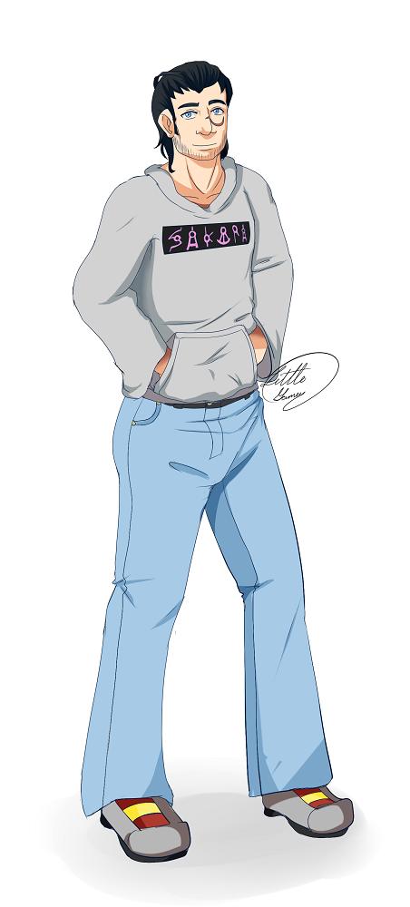 Most recent character: Adrian (Sakura) Taschner