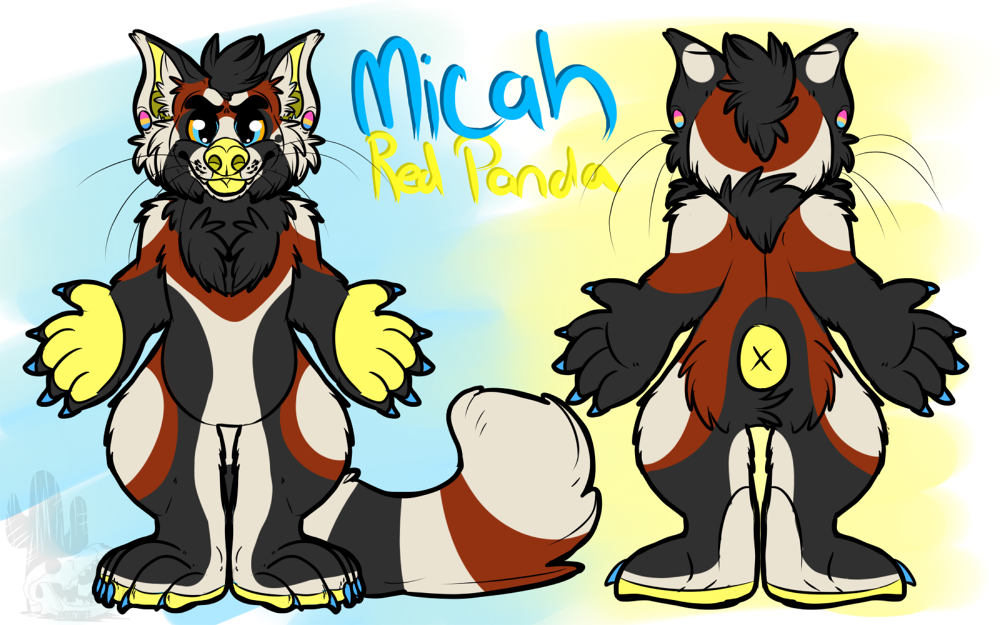 Most recent character: Micah