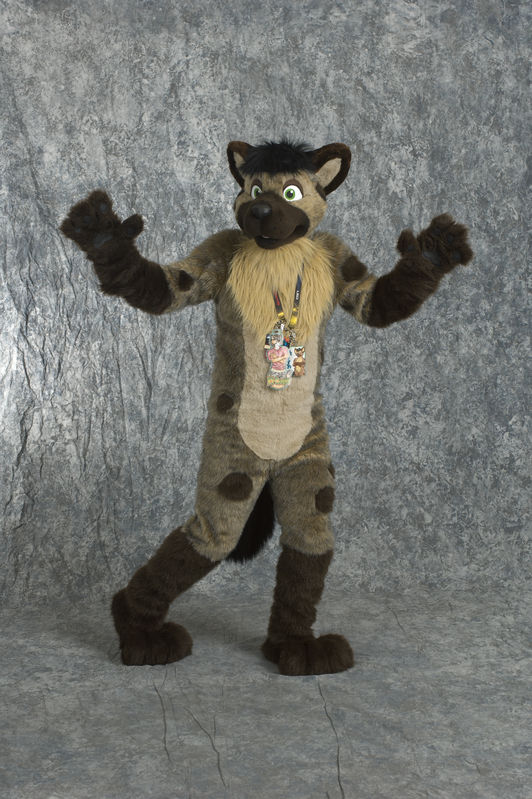 Most recent character: AA Hyena