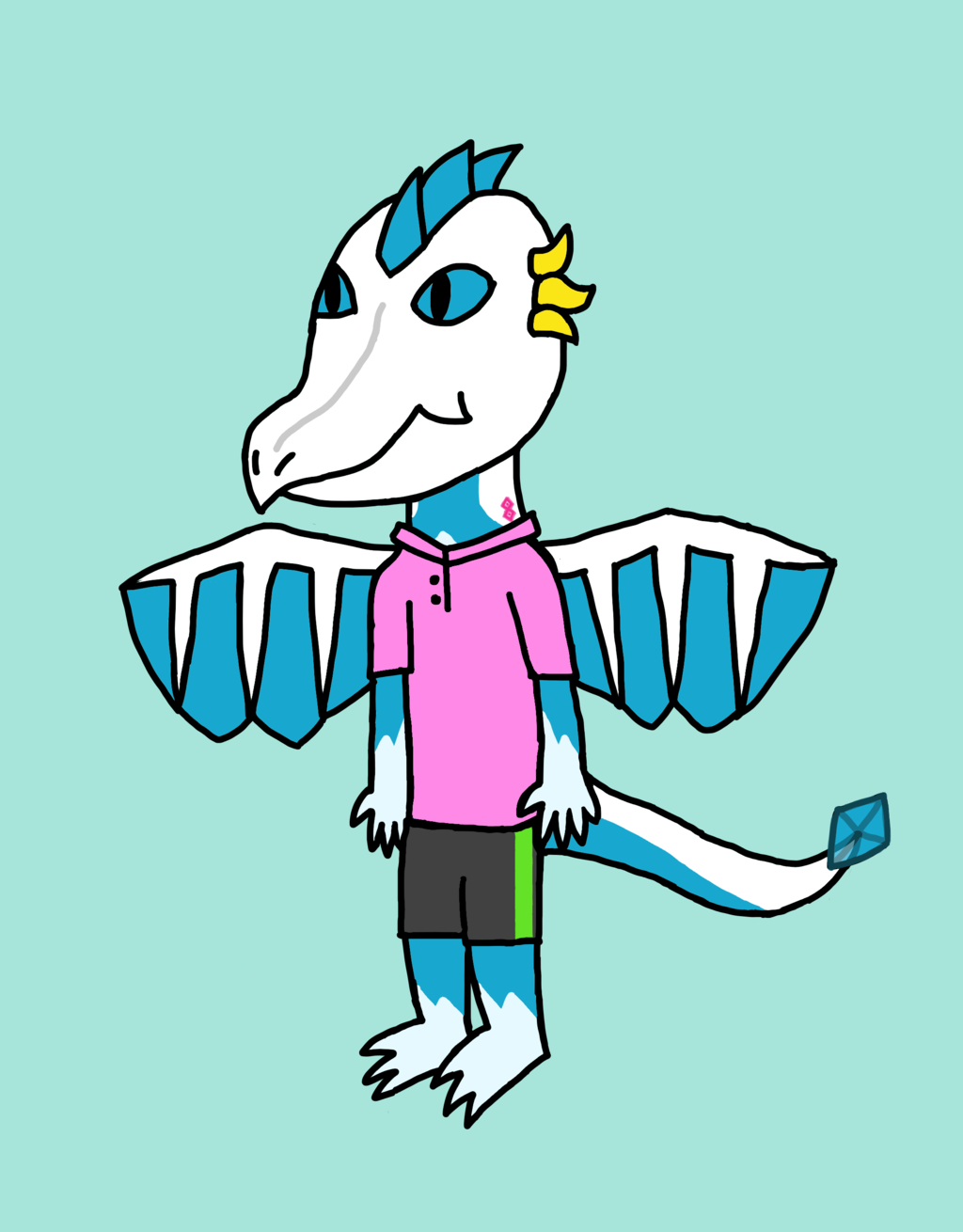 Most recent character: Fjorzek