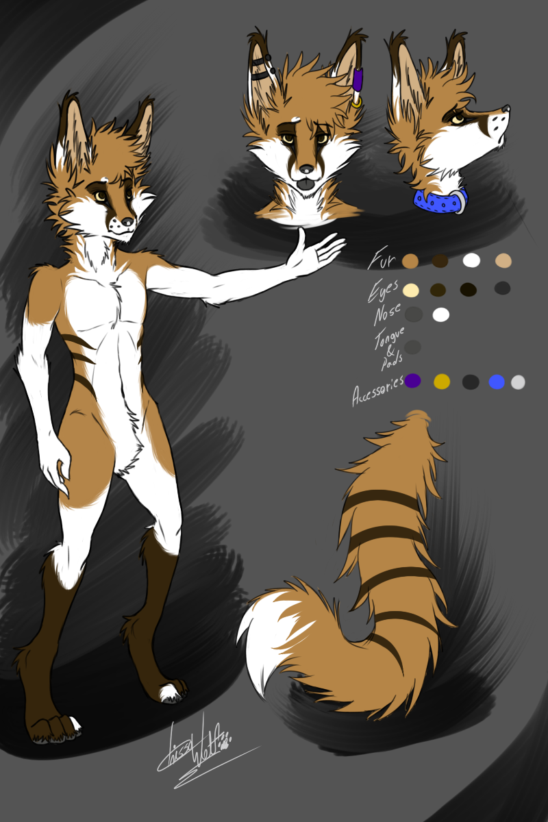 Most recent character: Chisso Fennec Connor Amadeus IV