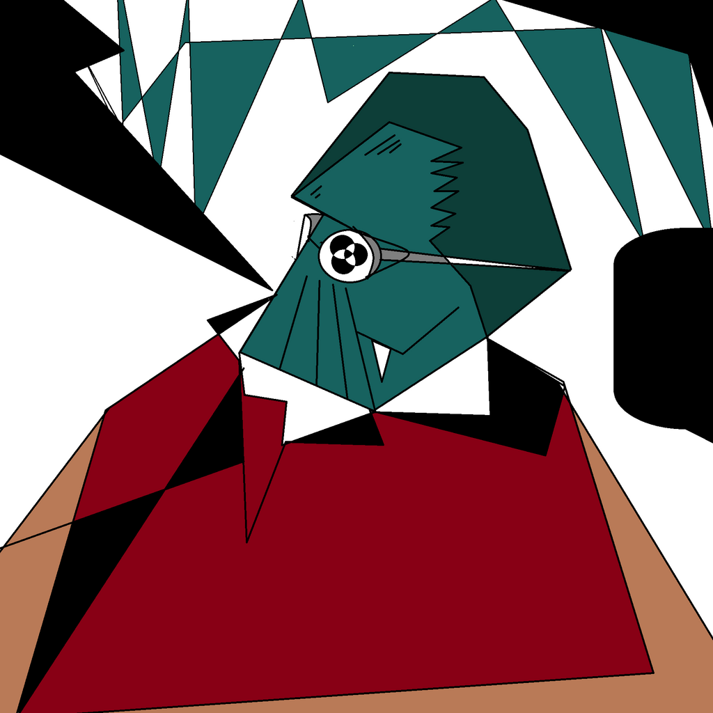Most recent character: Joe Cthulhuson