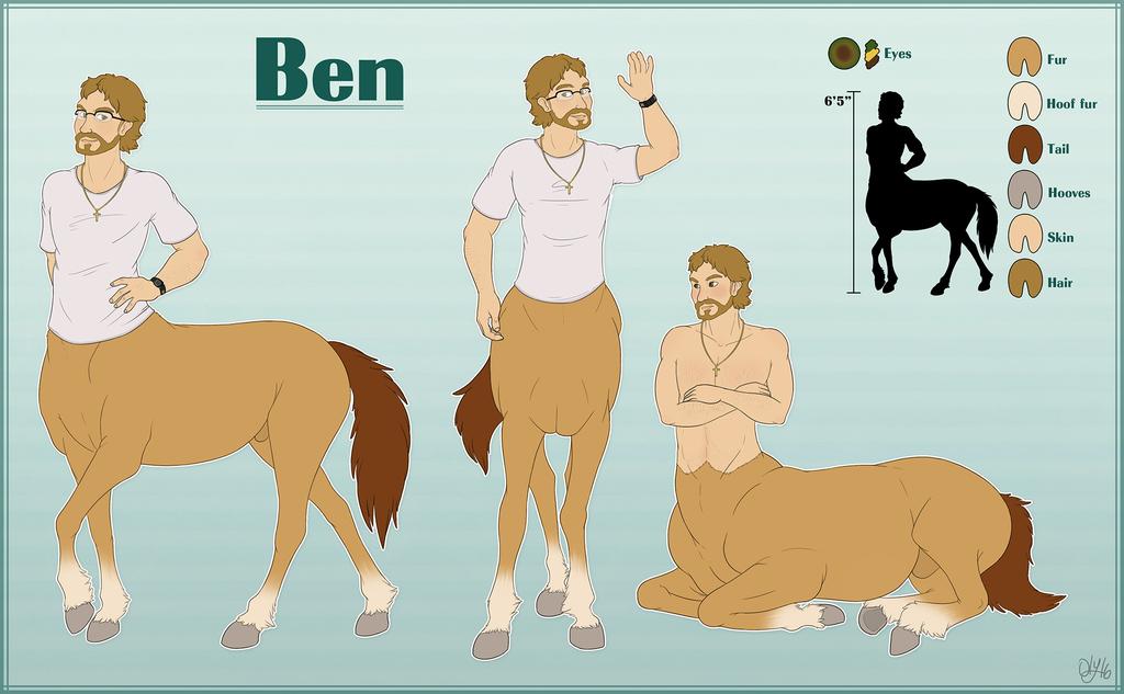 Most recent character: Ben
