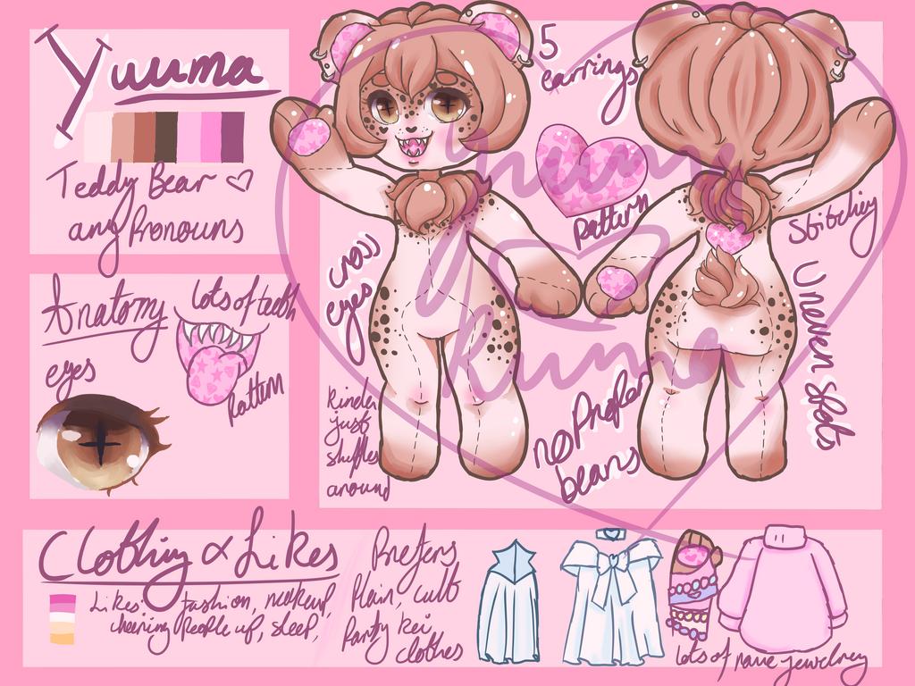Most recent character: Yuuma