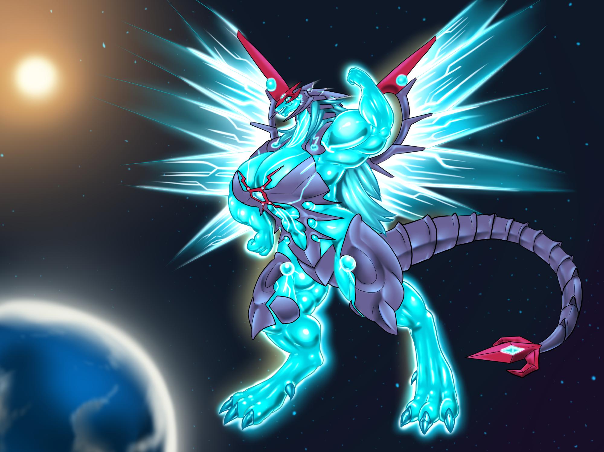 Dragoness Porn astorazul, the galaxy-eyes photon dragoness — weasyl