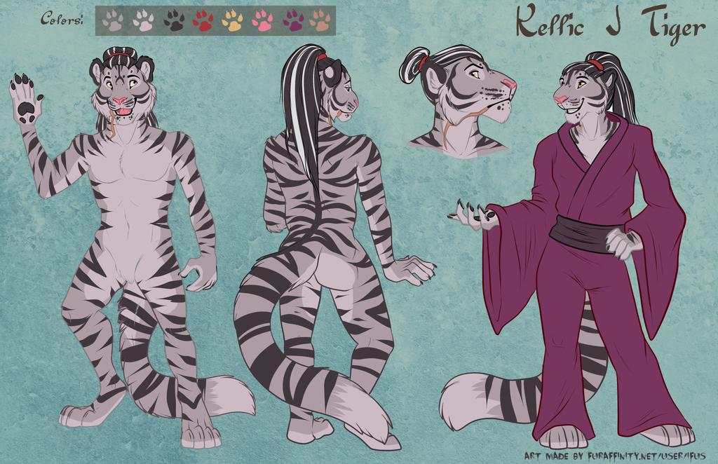 Most recent character: Kellic Tiger