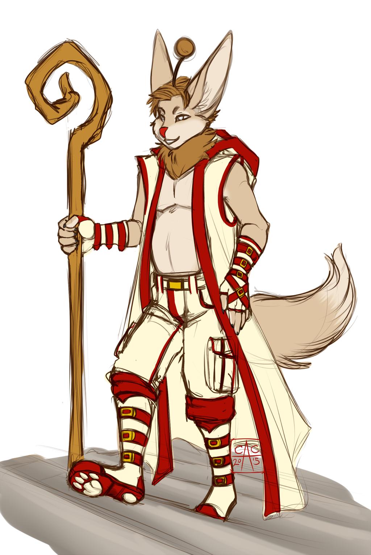 Most recent character: Kupxi Kapo