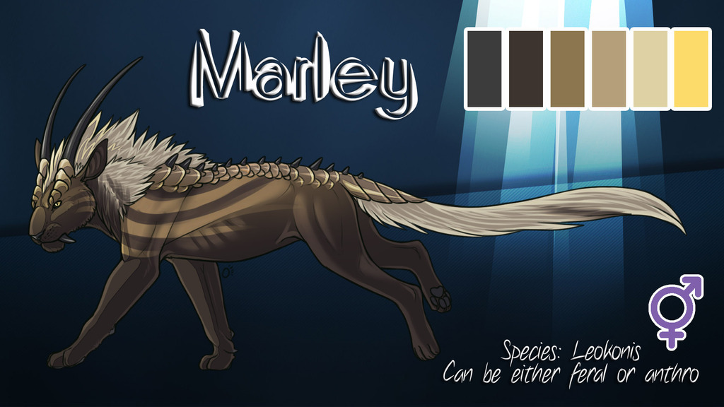 Most recent character: Marley