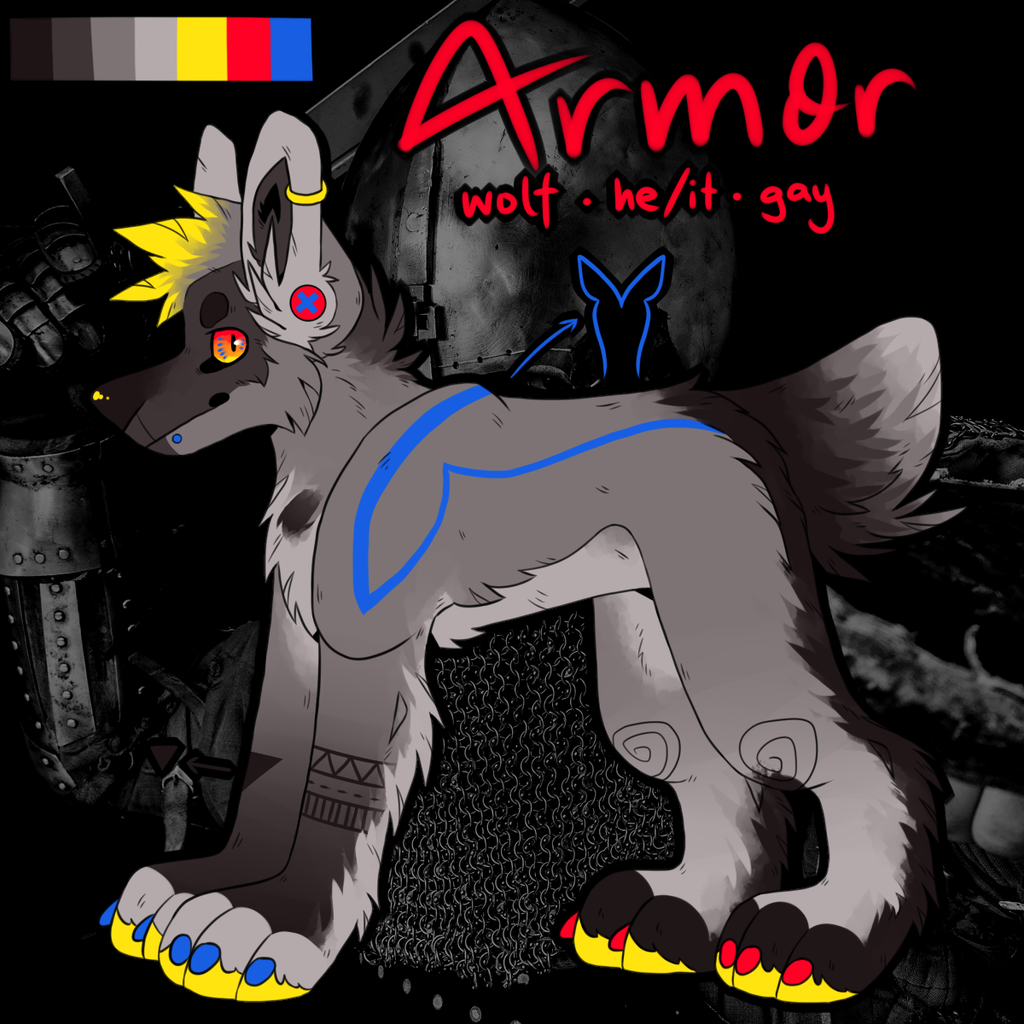 Most recent character: ARMOR