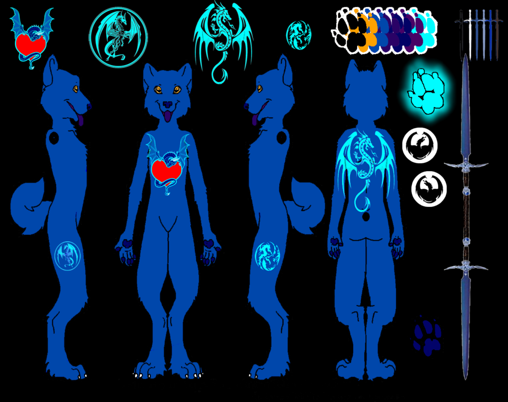 Most recent character: Midnight Animosus