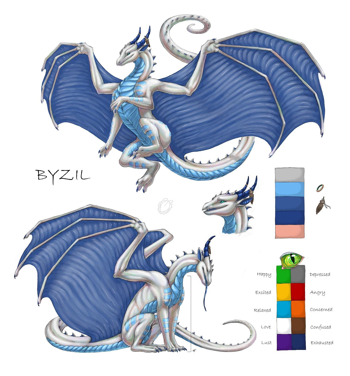 Dragoness Porn byzil — weasyl