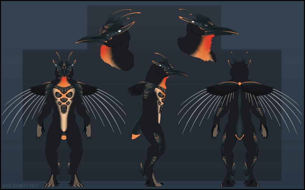 Most recent character: Luminar