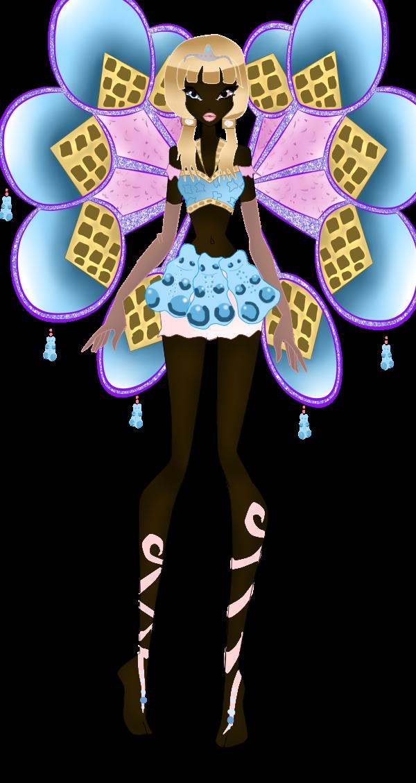 Most recent character: adina
