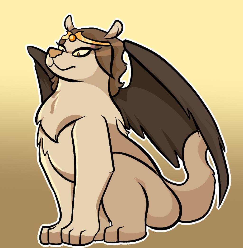Most recent character: Eba