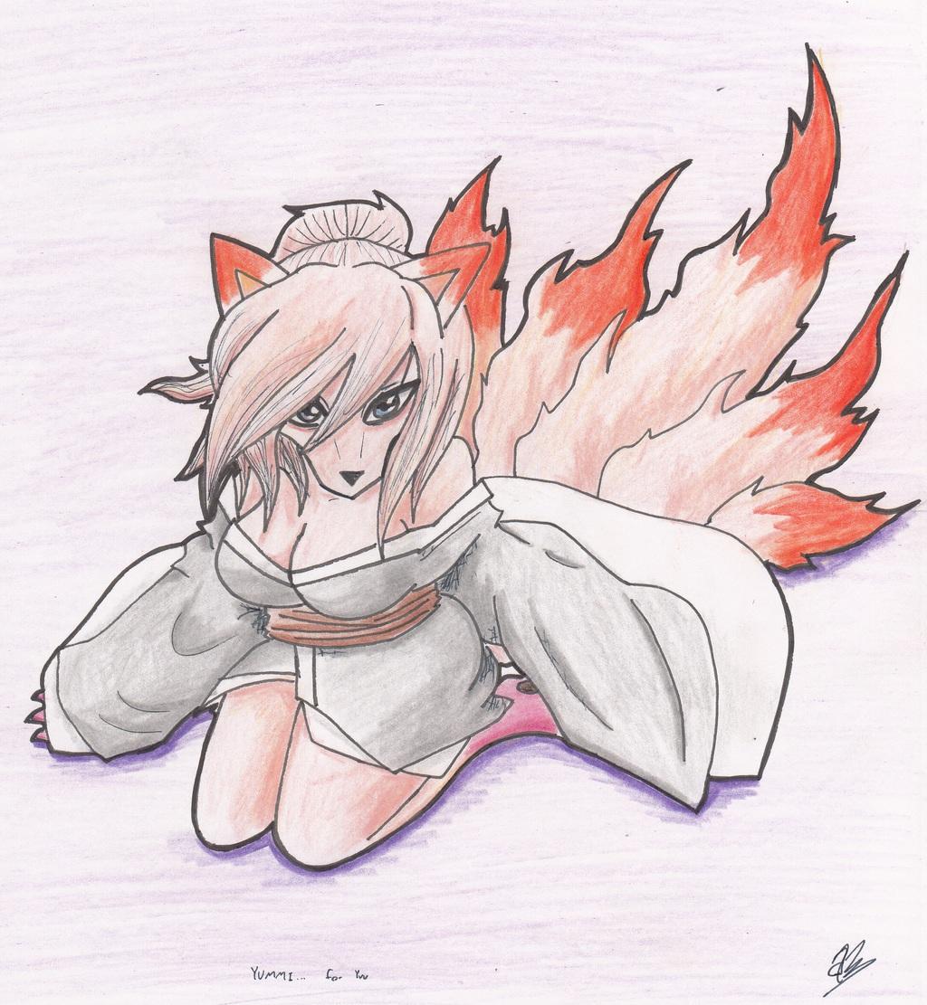 Most recent character: Yuumika Chihiri Drivalik