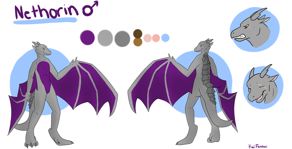 Most recent character: Malku 'Nethorin' Raidezen