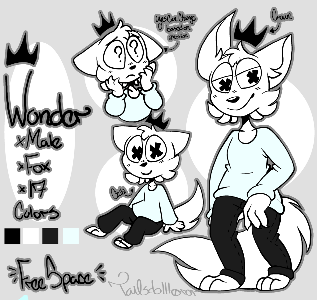Most recent character: Wonder