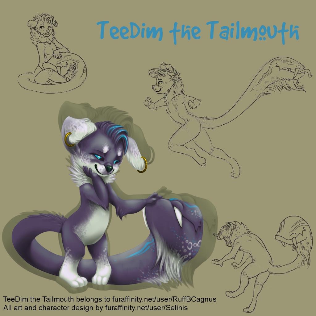 Most recent character: TeeDim