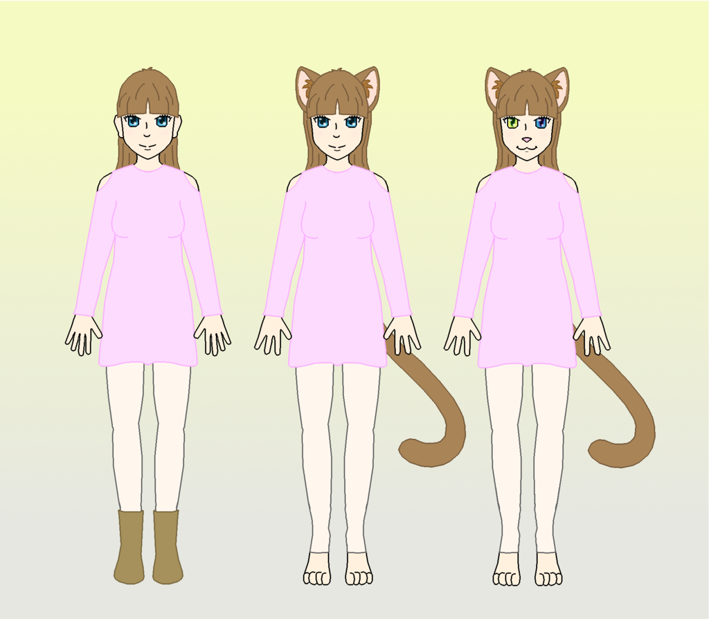Most recent character: Lilly