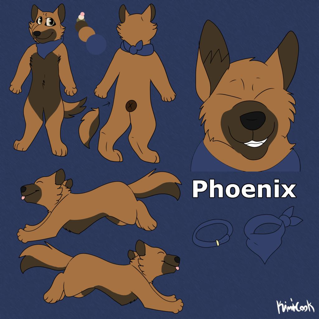 Most recent character: Phoenix