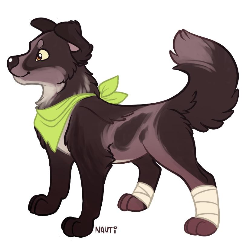 Most recent character: Mishkai
