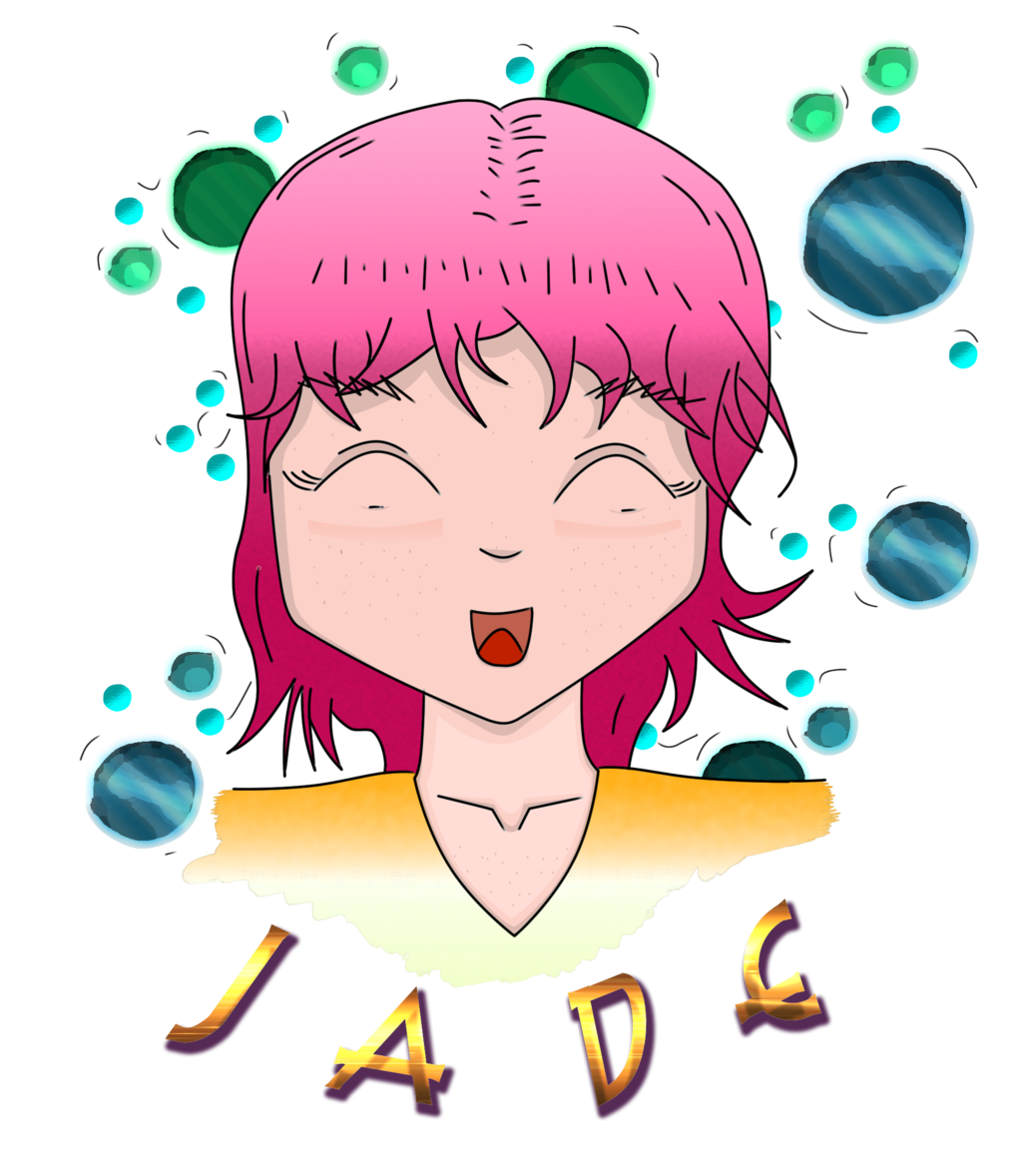 Most recent character: Jade,