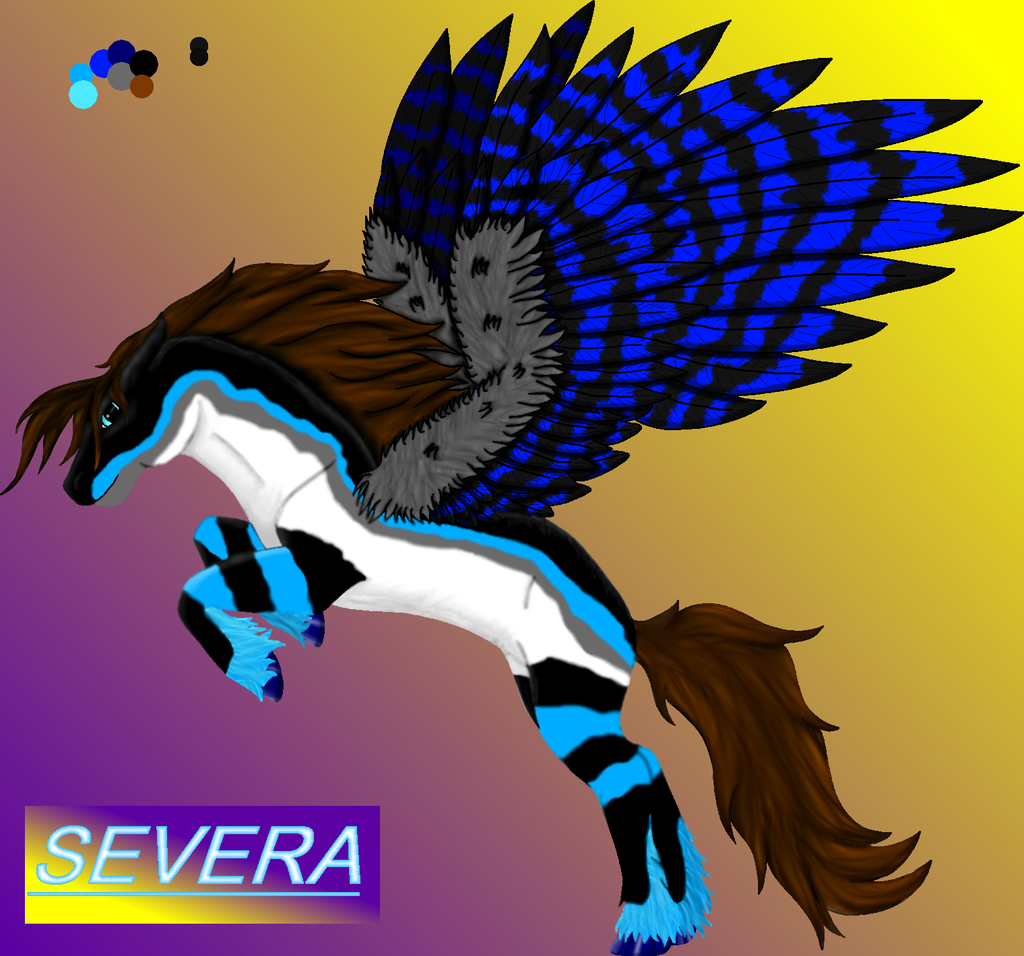Most recent character: Severa Koi Thorn