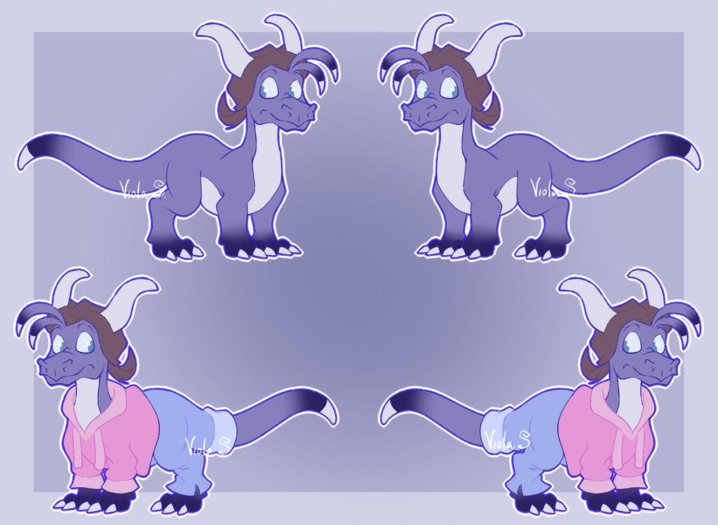 Most recent character: Viola