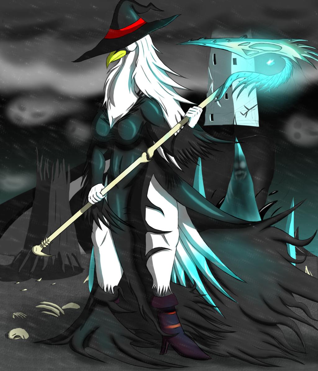 Most recent character: Varrendel