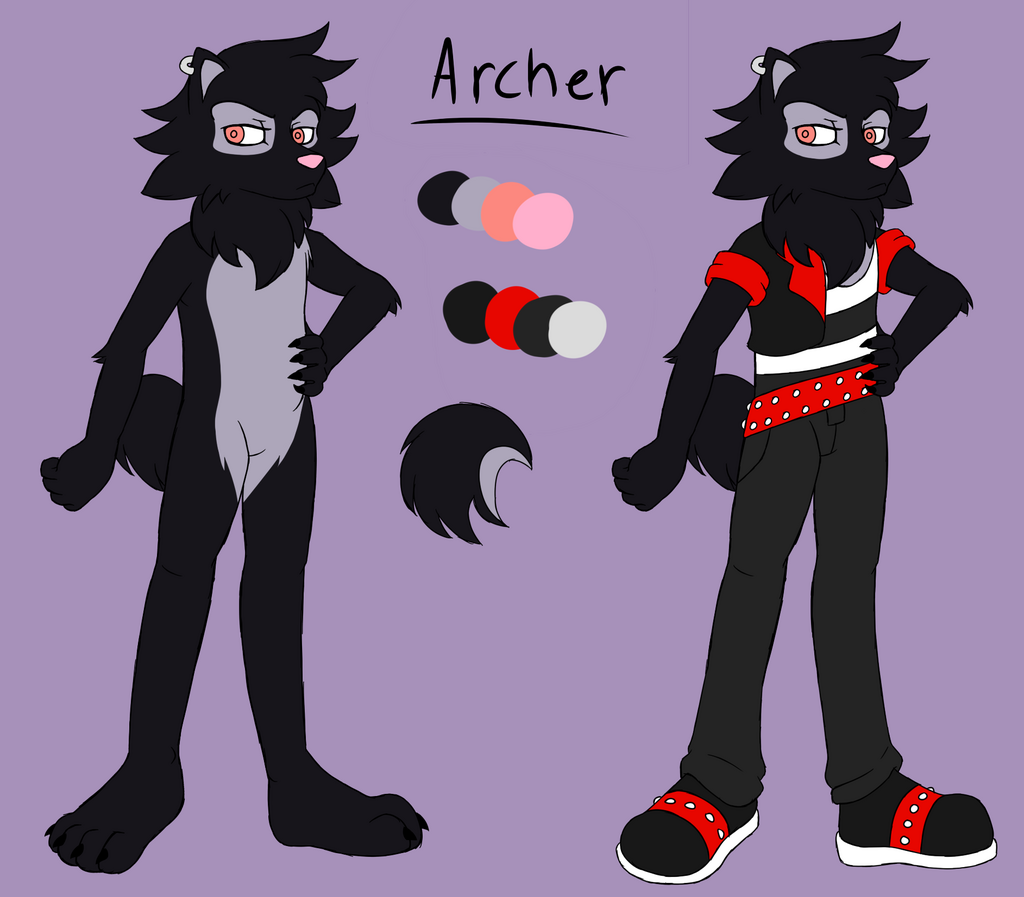 Most recent character: Archer