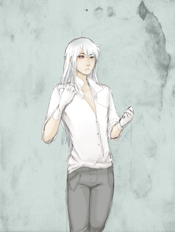 Most recent character: Makarioa