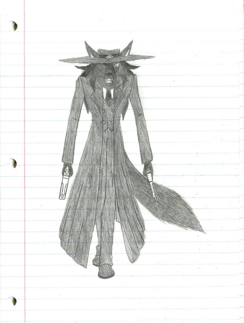 Most recent character: Vladoff McCalister