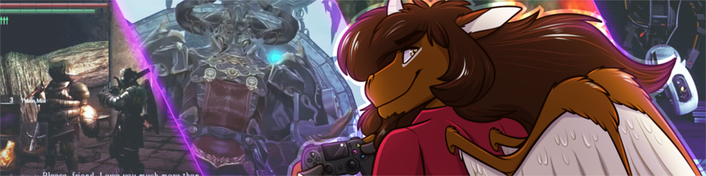 [commission] Banner: Rek