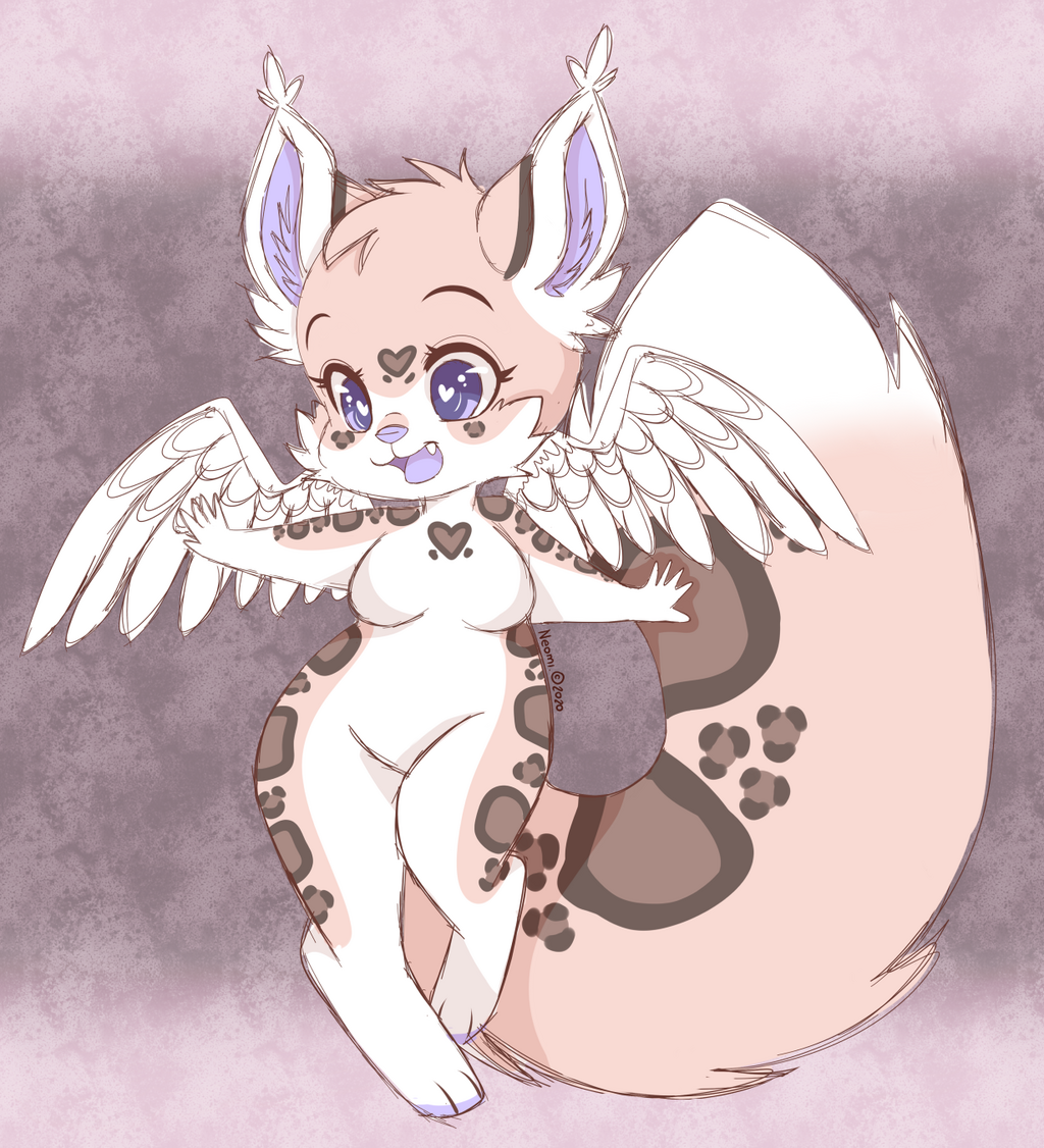 Cupida and cute lil wings!