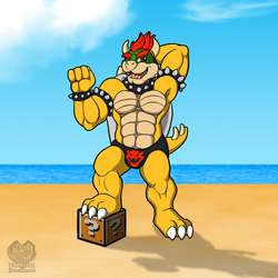 My Bowser Day
