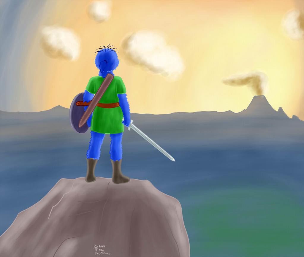 Legend of Arlo