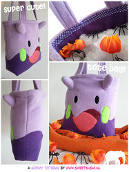 Goomy Totebag