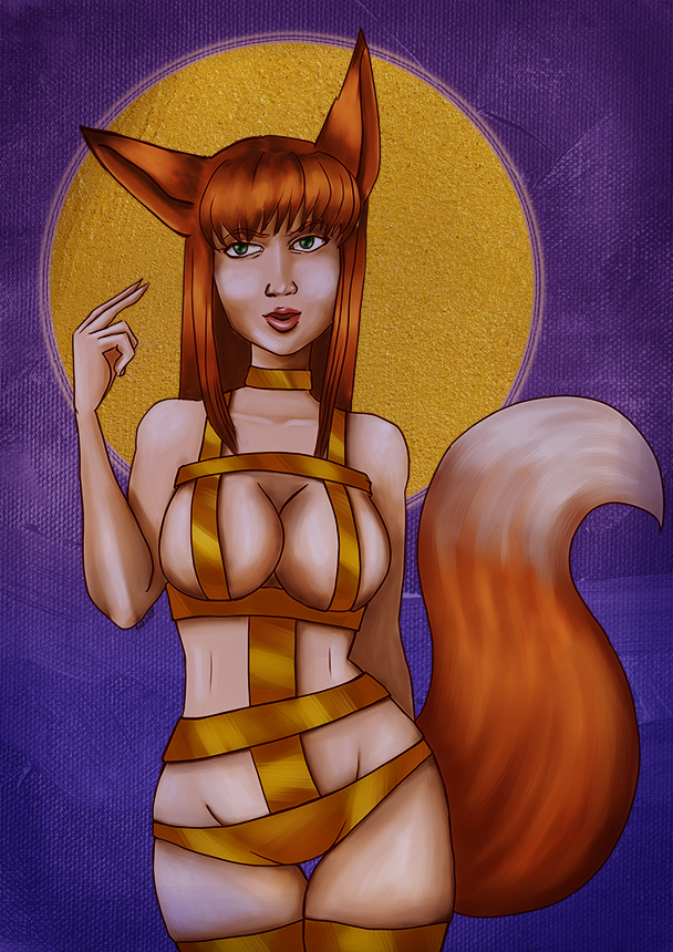 Most recent image: Foxy Lexi