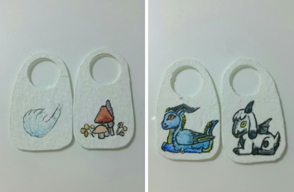 Personal keychains