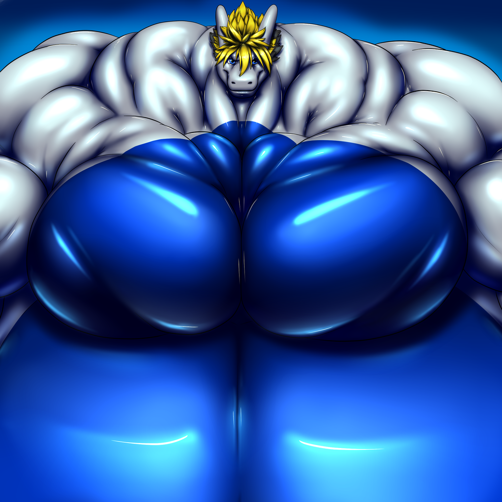 Giant GrineX Bust