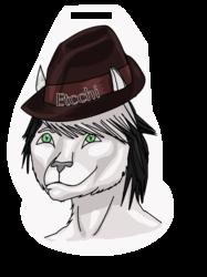 Etcchi Hat Badge