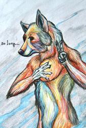 So long, Redwolf...