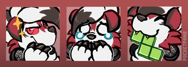 TemmieDraws Emoji Sheet